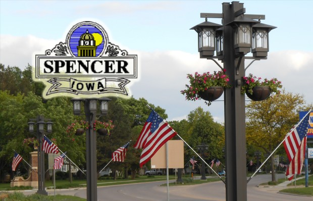 City Of Spencer Picking Up Trees And Limbs