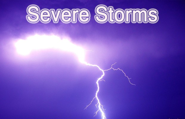 Saturday Severe Weather