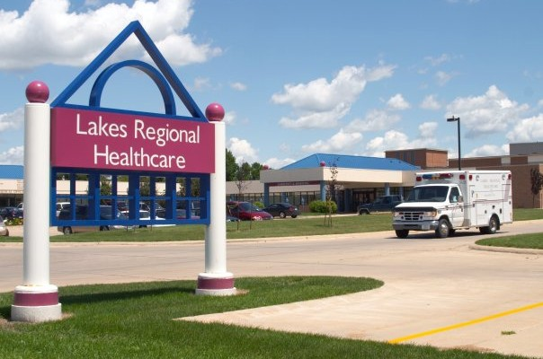 Lakes Regional Healthcare Receives Honor