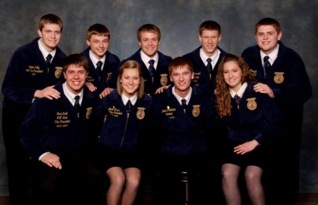 Iowa FFA Leadership Conf. Next Week