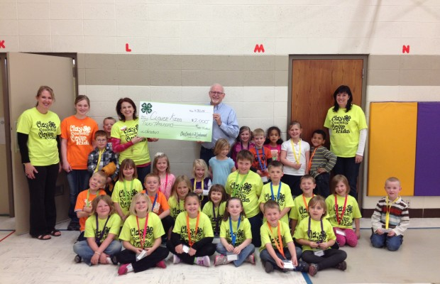 Clay County 4-H Endowment Supports Clover Kids