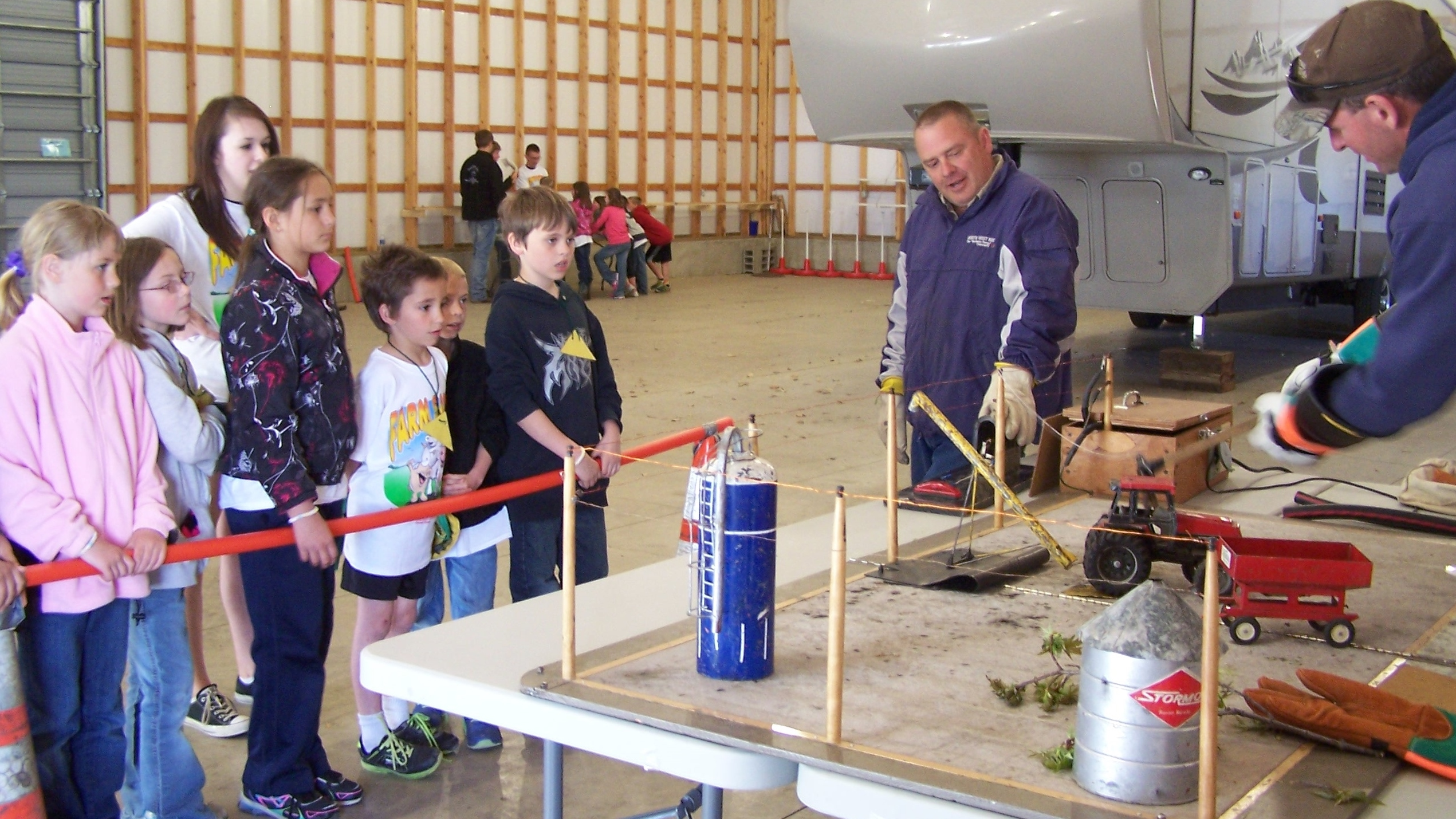 Farm Safety Day Camp For O'Brien County Youth