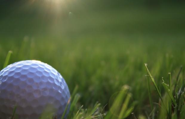 Golf Ball Statue