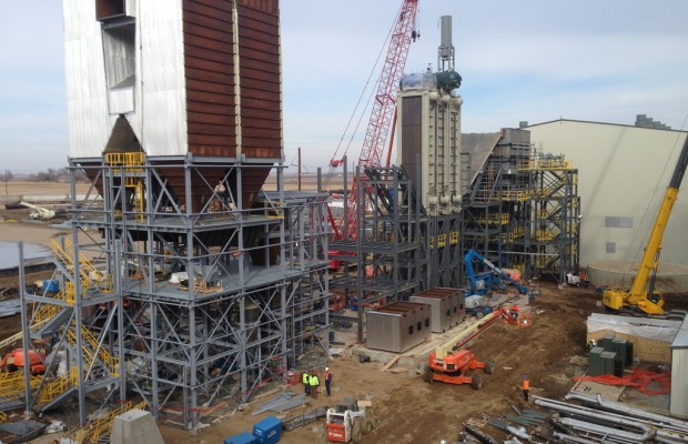 Grand Opening Announced For Cellulosic Ethanol Plant