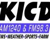 KICD AM logo