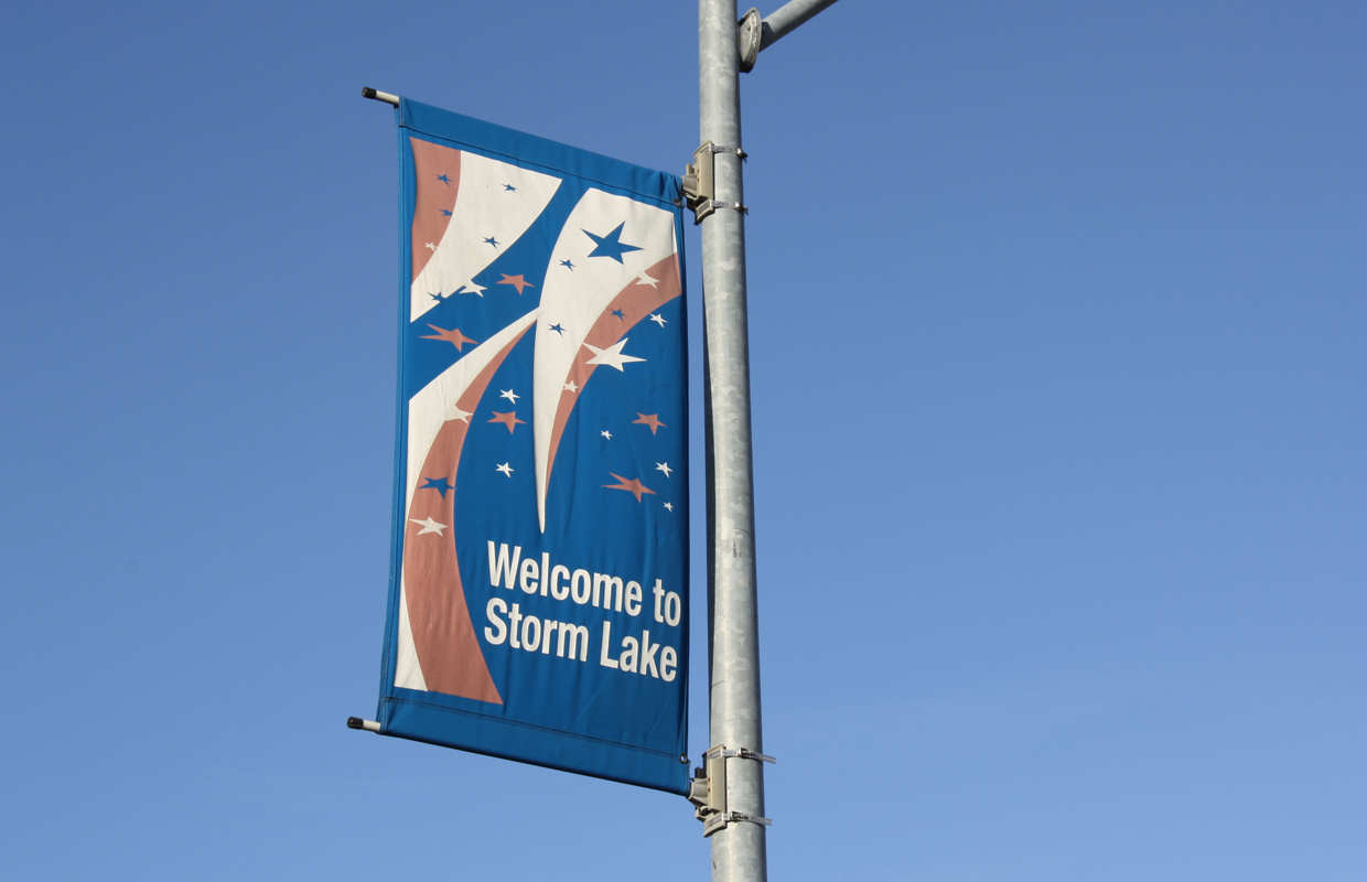 Storm Lake To Receive Funding From Usda Kicd Fm News